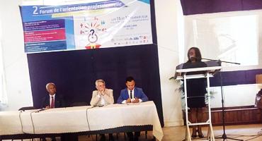2ème forum de l'orientation